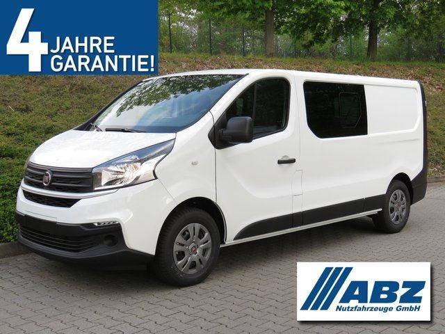 Fiat Talento Kombi SX L2H1 125 / LKW Zulassung