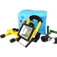 NEW Portable Waterproof 30W 24 LED Led Flood Light Rechargeable
