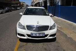 2012 Mercedes Benz C Class C180 for sale