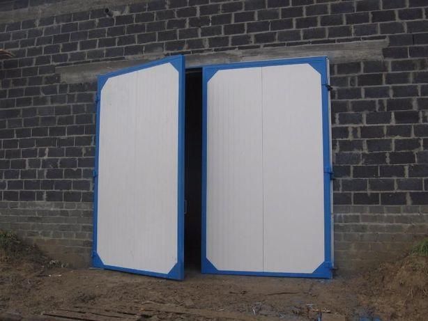 Groovy Płyta warstwowa płyty warstwowe ścienne na drzwi i wrota 50mm OD AQ44