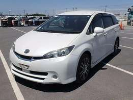 Toyota Lexus Wish AERO Sports Pkg, Newshape Valvematic Engine 2010 KCN