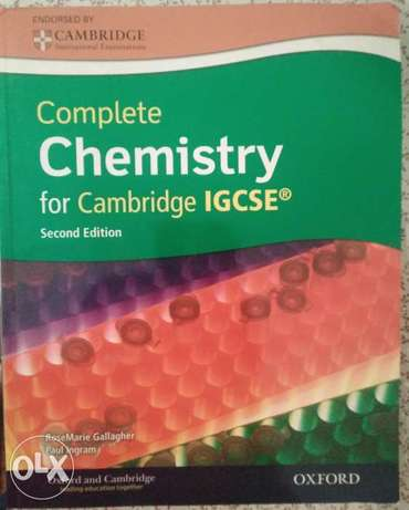 Complete Chemistry for Cambridge IGCSE with CD