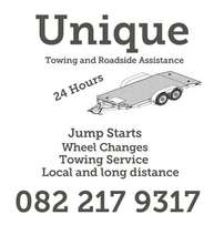 Towing Service - Roadside Assistance - Car Trailer Transportation