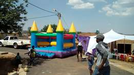Jumping castle for hire R350