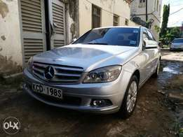 Mercedes Benz C200 for quick sale