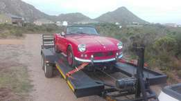 Affordable Towing Service - Car Transporting - Vehicle Logistics