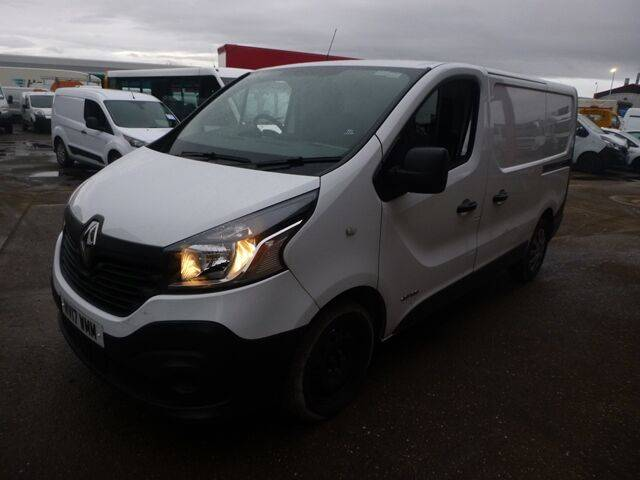 Renault TRAFIC SL27 BUSINESS 1.6DCI - 2017