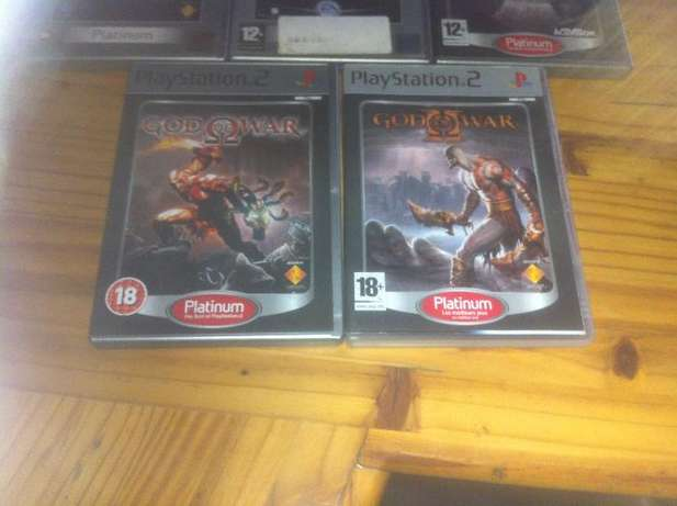 playstation 2 games Witbank - image 5