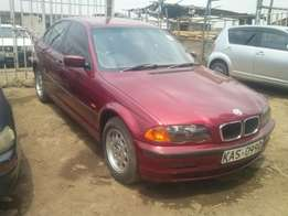 Selling bmw soloon kas