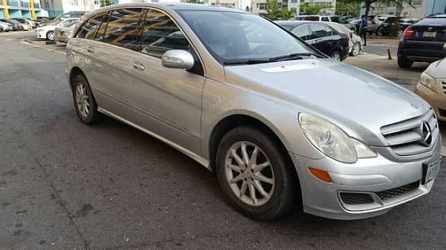 Mercedes-Benz R 350 (4matic) - 2007 MODEL - REGISTERED Falomo - image 7