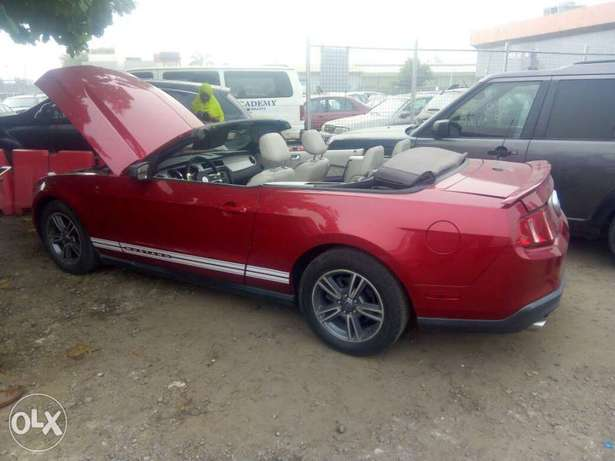 Super Charged Ford Mustang 2013 model Ikeja - image 5