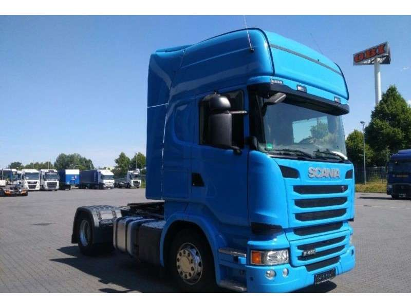 Scania R450 Topline 2 Tanks E6 / Leasing - 2015 - image 2
