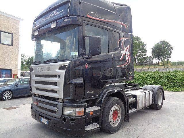 Scania R 580 - 2006