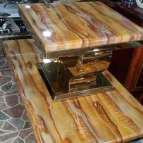 Marble center table executive