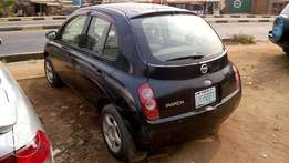 Clean Registered Nissan March 04