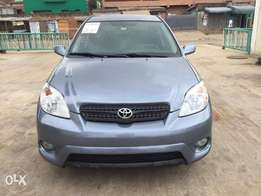 Super Clean Toyota Matrix Sport 2005 available for N1.8m Only