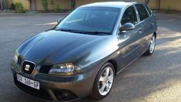 Vw Seat Ibiza (polo) 2,0 sportline 2008 mint condition a/c p/s R67000