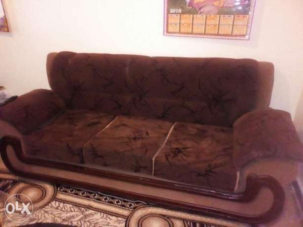 7 seater Sofa for sale Kabete - image 1