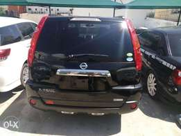 Nissan Xtrail KCN number . 2010 model Loaded with alloy rims navig
