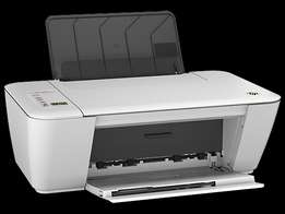 Hp desk jet 2548 all in one wire less color printer