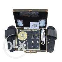 5-in-1 Body Analyzer With Slippers And Tens Therapy