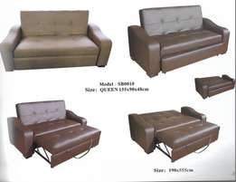 sleeping couch, Was R5980, Now R5180.