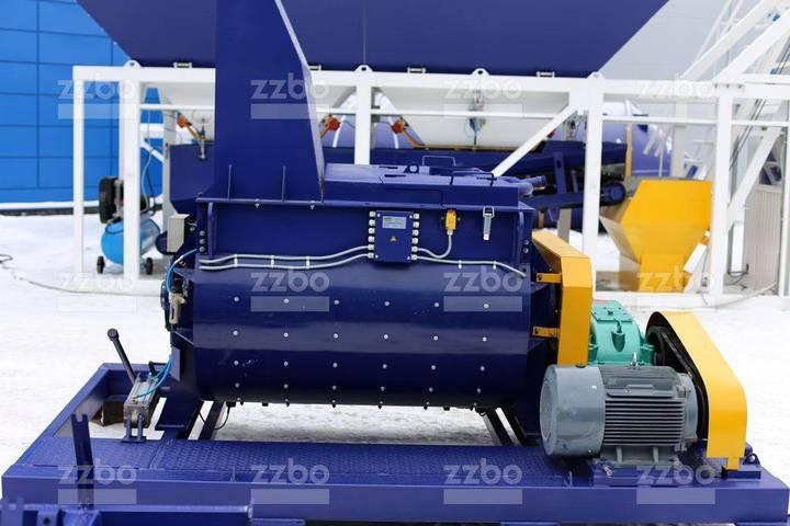 ZZBO Twin-shaft Mixer Bp-2g-1200 /двухвальный Смеситель - 2019