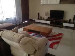 Executive furnished apartment 3 bedrooms all en suite to let in Lavi