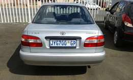 Toyota corola cars for sale r21000