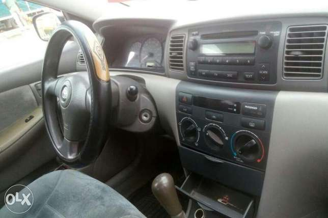 Very neat toyota corolla first body Ibadan Central - image 4
