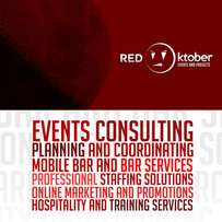Events and Hospitality services