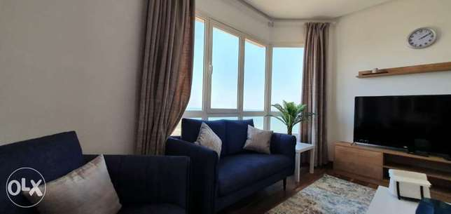 Fintas brand new flat 1 bedroom fully furnished