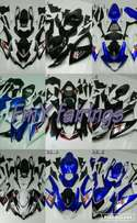 Suzuki gsxr fairing kits by fmy fairings