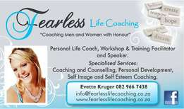 Life Coaching & Counselling - Fearless Life Coaching