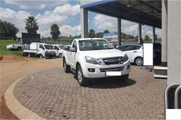 Isuzu KB 300D Teq LX Single Cab 2013.