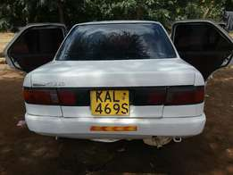 TOYOTA B13 for Sale- Manual