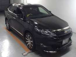 Toyota Harrier 2014 on Sale