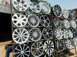 Rims for sale at an affordable prjce