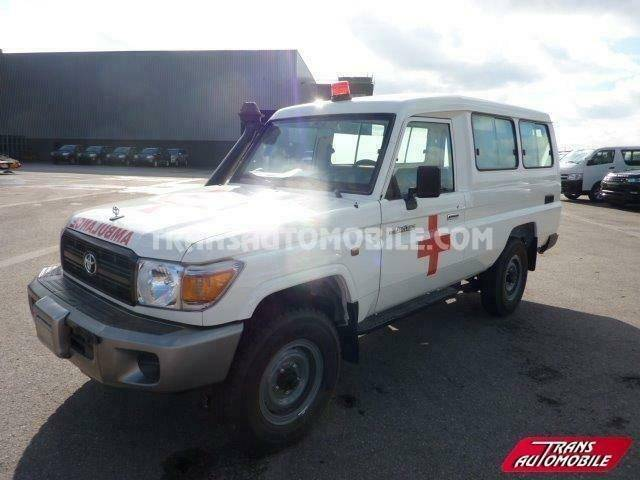 Toyota Land Cruiser 78 Metal top HZJ 78 - EXPORT OUT EU - 2019