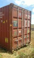 20Ft & 40Ft Steel shipping container for rent& sale