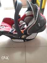Chico infant car seat