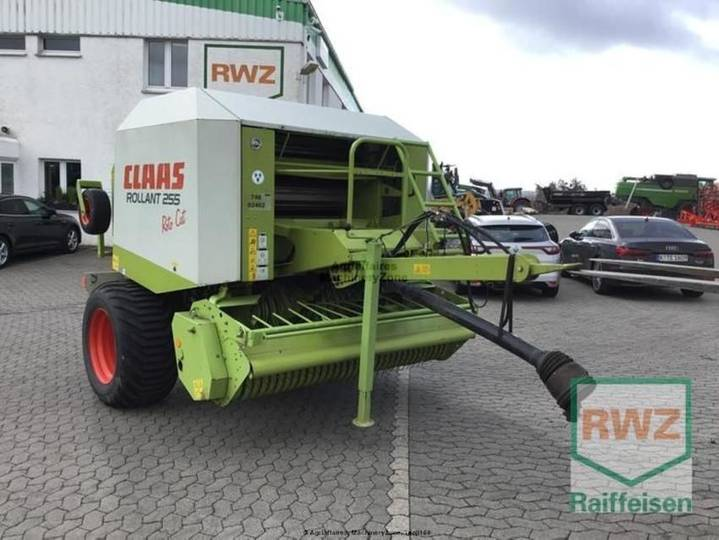 Claas rollant 255 rc - 2006