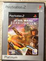 Ps 2 Starwars Starfighter