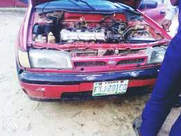 First body Nissan Sunny at 170k