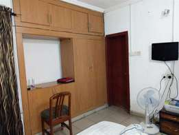 A Furnished One Room Apartment At New Bodija