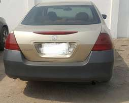 Honda Accord (2007)