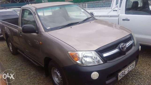 Toyota hilux for quick sale Allsops - image 1