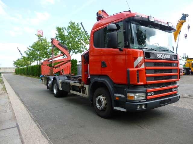 Scania R124-6x2 - 2002 - image 2