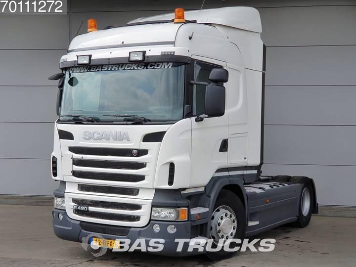Scania R420 4X2 Retarder Euro 5 - 2012
