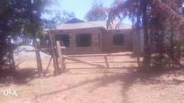 unfinished house For sale at mulango